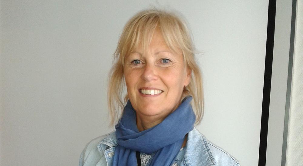 Inger Pripp, grundskoledirektör i Stockholms stad.