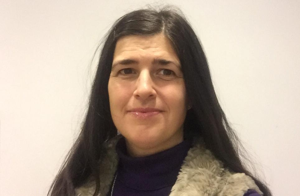 Catharina Högström, chef för elevhälsa i Sandvikens kommun.