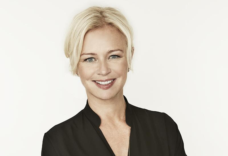 Helena Dal, verksamhetsansvarig Information och vägledning. Foto: Anna-Lena Ahlström