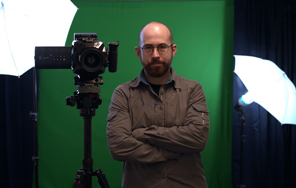 Mikael Tylmad, IKT-pedagog och författare.