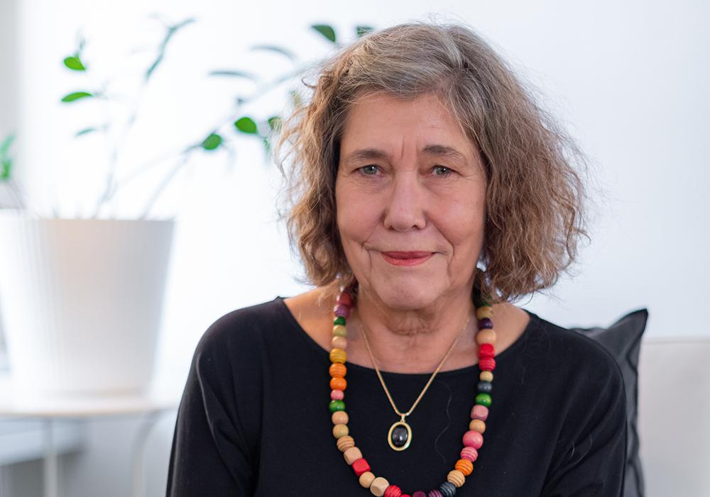 Helena Harrysson, personalutvecklare på kunskapsförvaltningen i Sandviken. Foto: Emma Engström