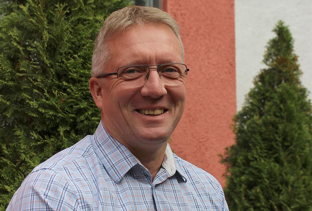 Johan Ahlkvist, skolchef för grundskolan i Tyresö.
