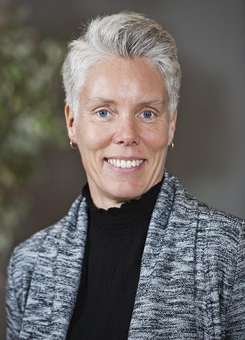 Carolin Juneberg, rektor på Hovåsskolan 7–9 samt för grundsärskolan Läsö. Foto: Patrik Bergenstav