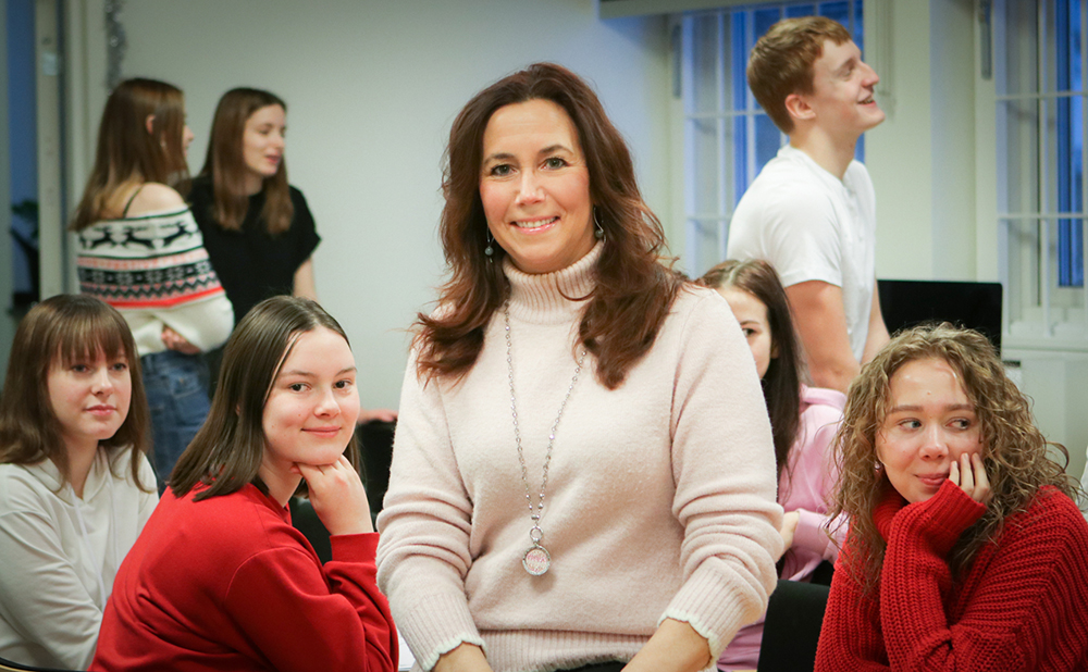 Charlotte Sundqvist är skolchef i Kalix som hamnade på en hedrande tredje plats i Lärarförbundets ranking av landets 290 kommuner.