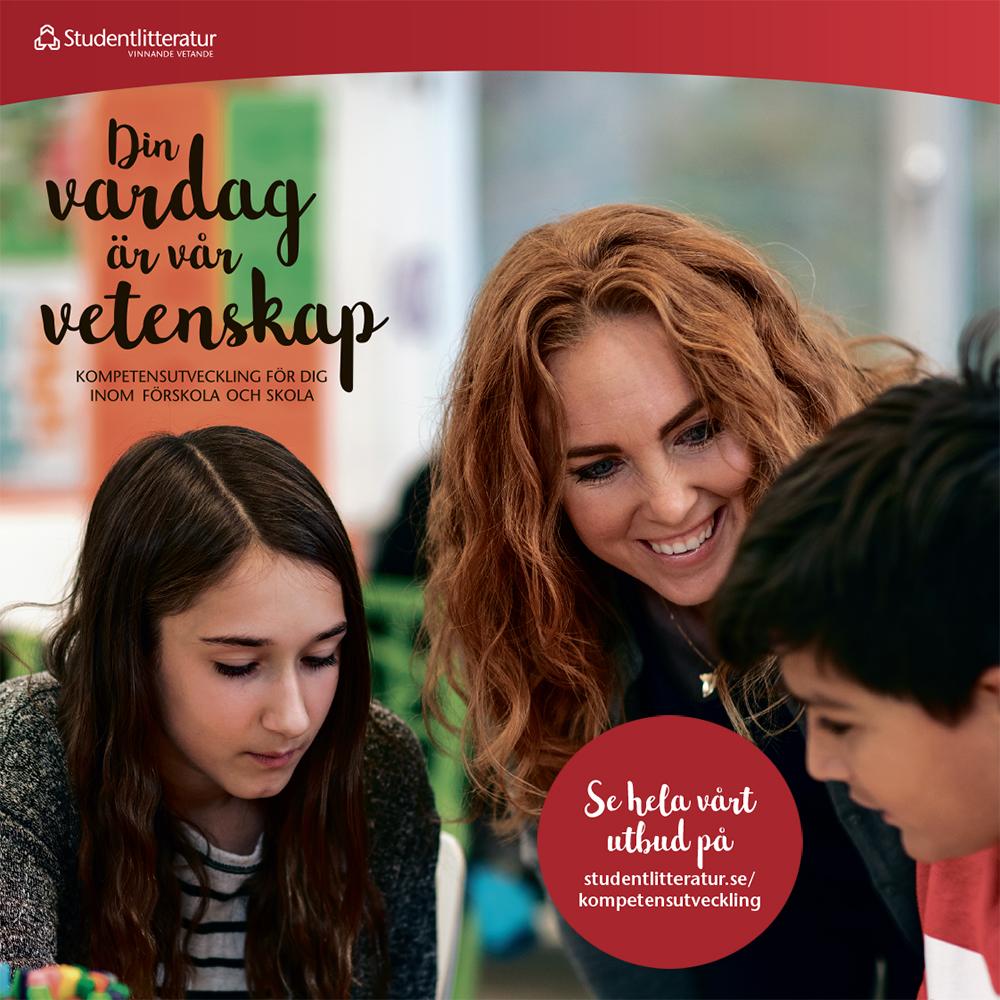 Studentlitteratur annons