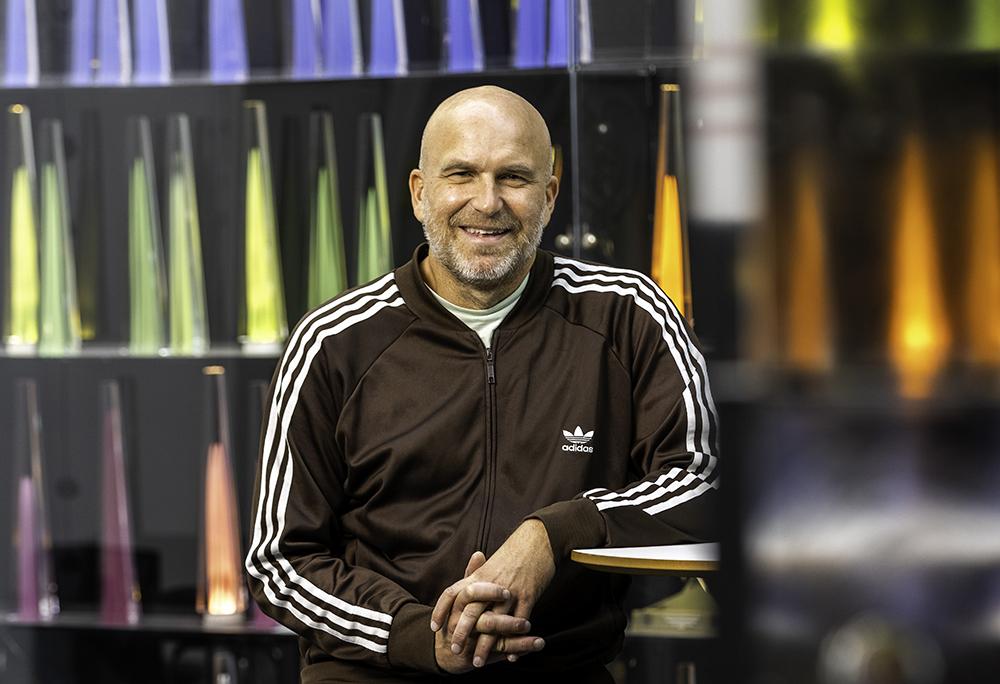 Hans Tengland, producent och projektledare på UR. Foto: Gonzalo Irigoyen