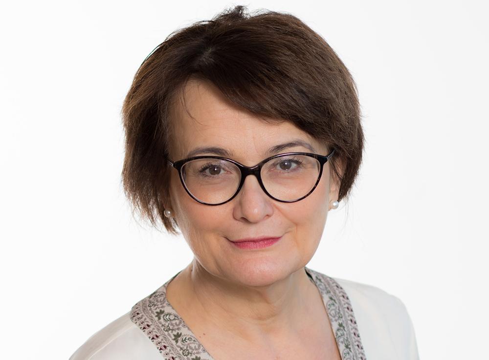 Maria Elmér, undervisningsråd på Skolverket.