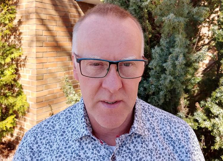 Anders Eriksson, verksamhetschef för gymnasieskolan och vuxenutbildningen i Vimmerby.
